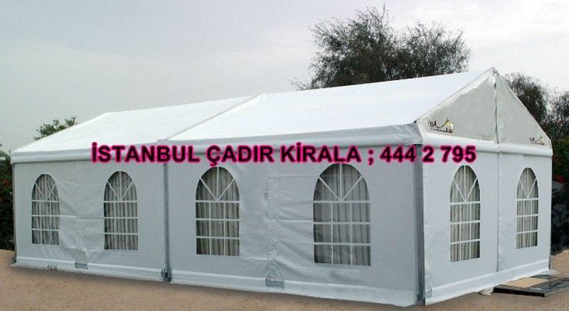 İstanbul kiralık Piknik Çadırı fiyatı