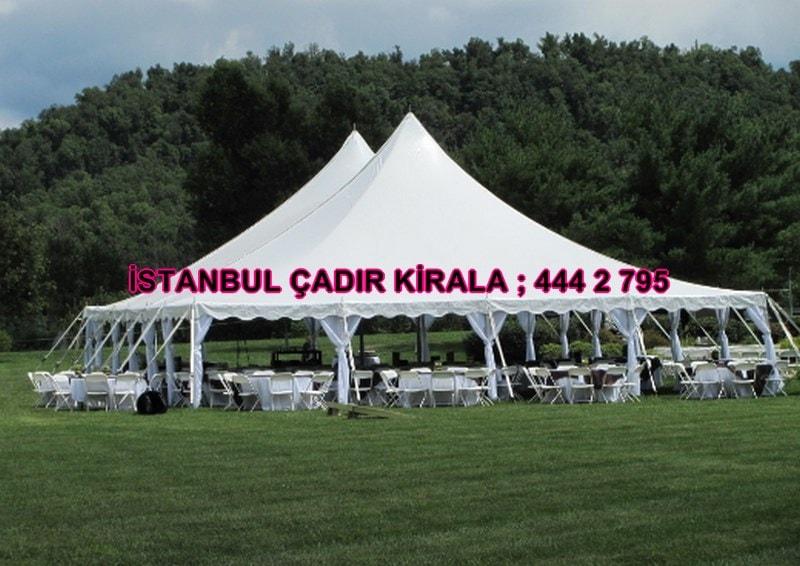 İstanbul taziye çadır kiralama fiyatı